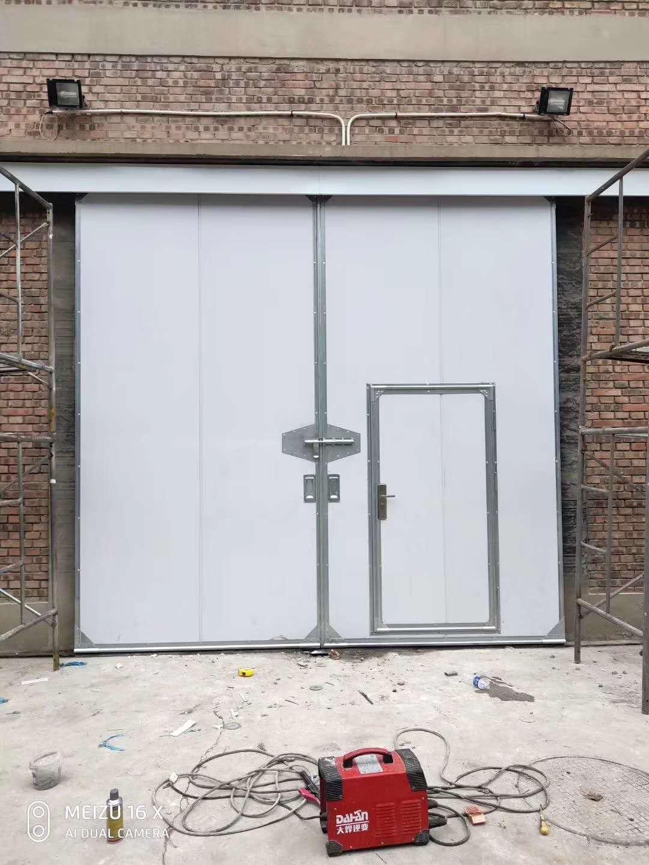 不锈钢门案例