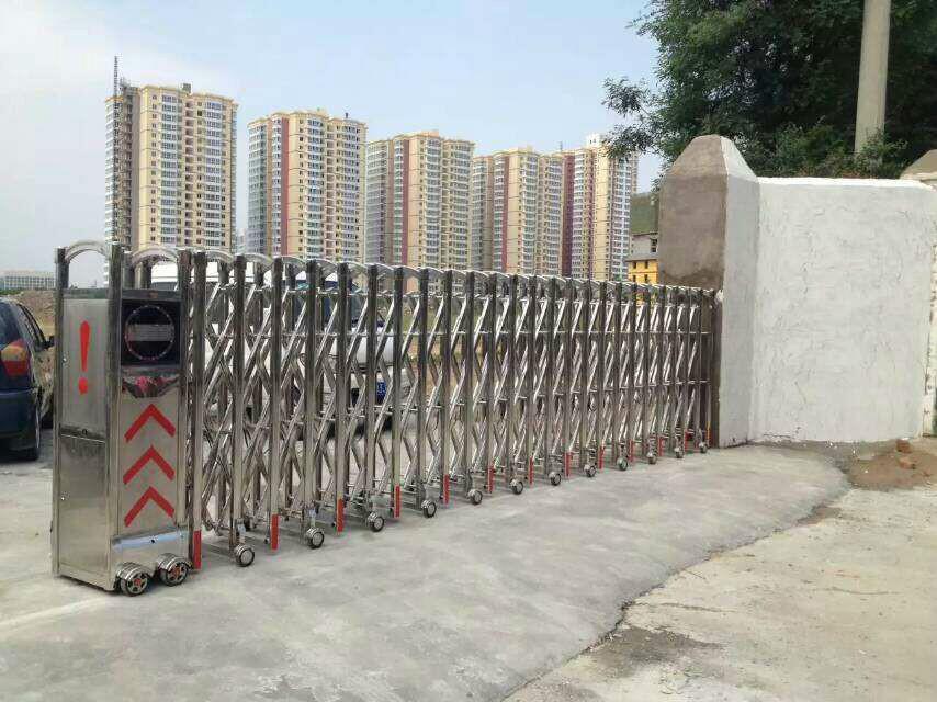 电动伸缩门日常的维护和保养
